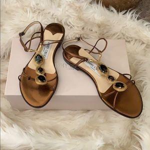 Jimmy Choo Nylon Sandal